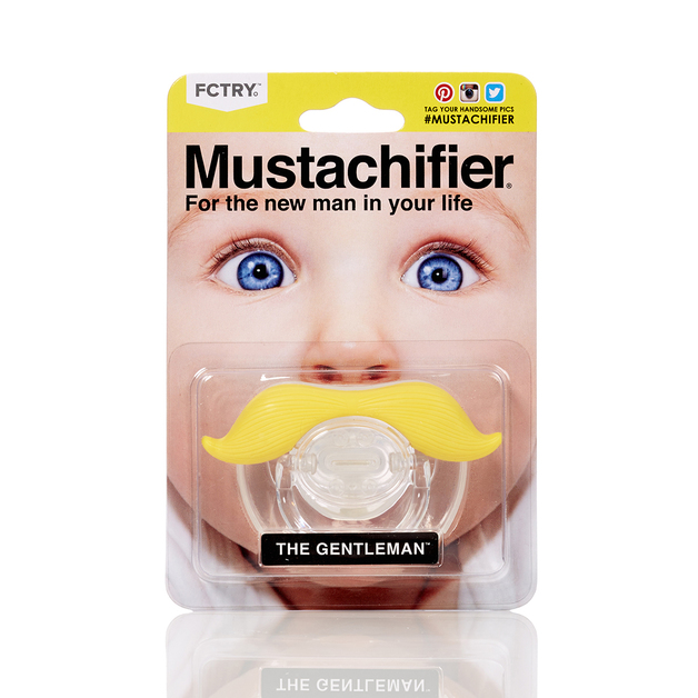 Mustachifier - The Gentleman - Blonde