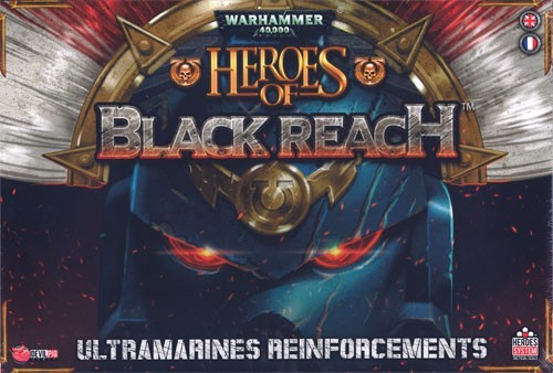 Warhammer 40,000: Heroes of Black Reach - Ultramarine Reinforcements Expansion