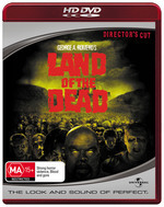 Land Of The Dead on HD DVD
