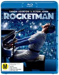 Rocketman on Blu-ray