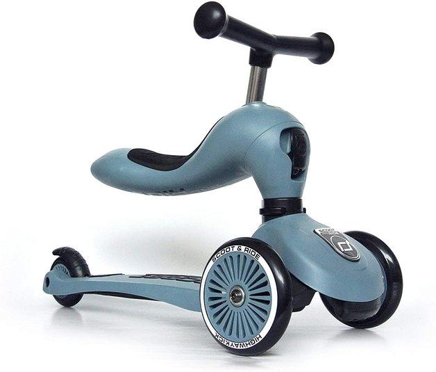 Scoot & Ride: Highwaykick 1 - Steel
