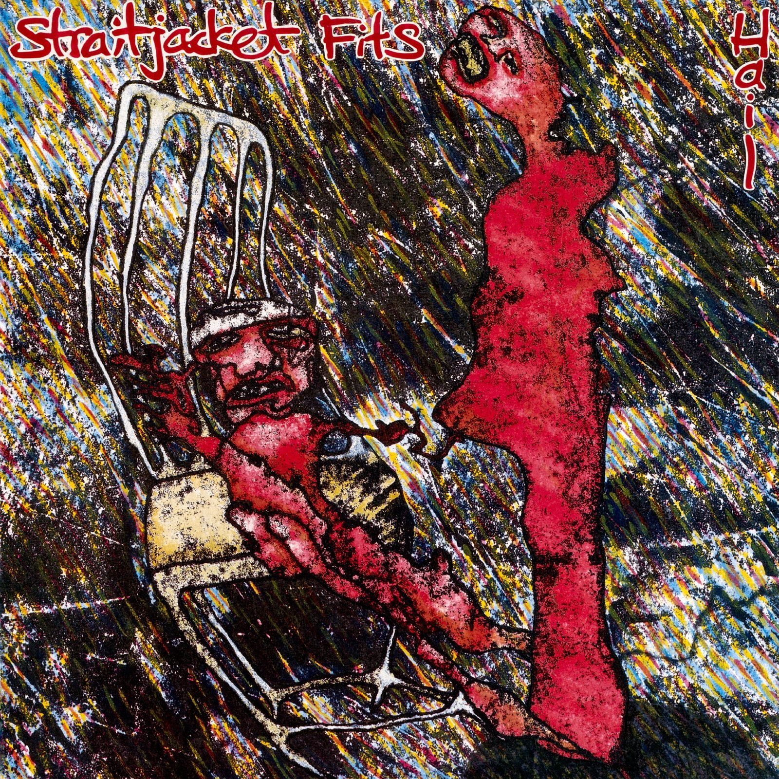 Hail - (Reissue) by Straitjacket Fits image