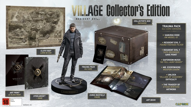 Resident Evil: Village Collector's Edition for PS5