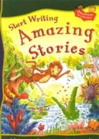 Amazing Stories: Big Book by Penny King image