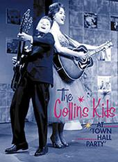 Town Hall Party Series: The Collins Kids on DVD