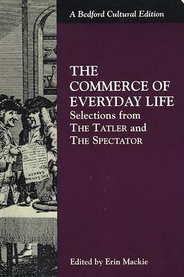 Commerce of Everyday Life by Mackie image