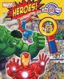 Marvel Heroes Extreme Look and Find