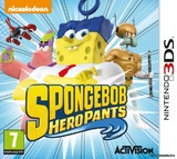 Spongebob Heropants for Nintendo 3DS