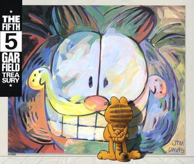 Fifth Garfield Treasury by Jim Davis