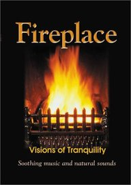 Fireplace: Visions Of Tranquility on DVD