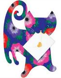 Special Delivery: 3D Cards - Emma Cat