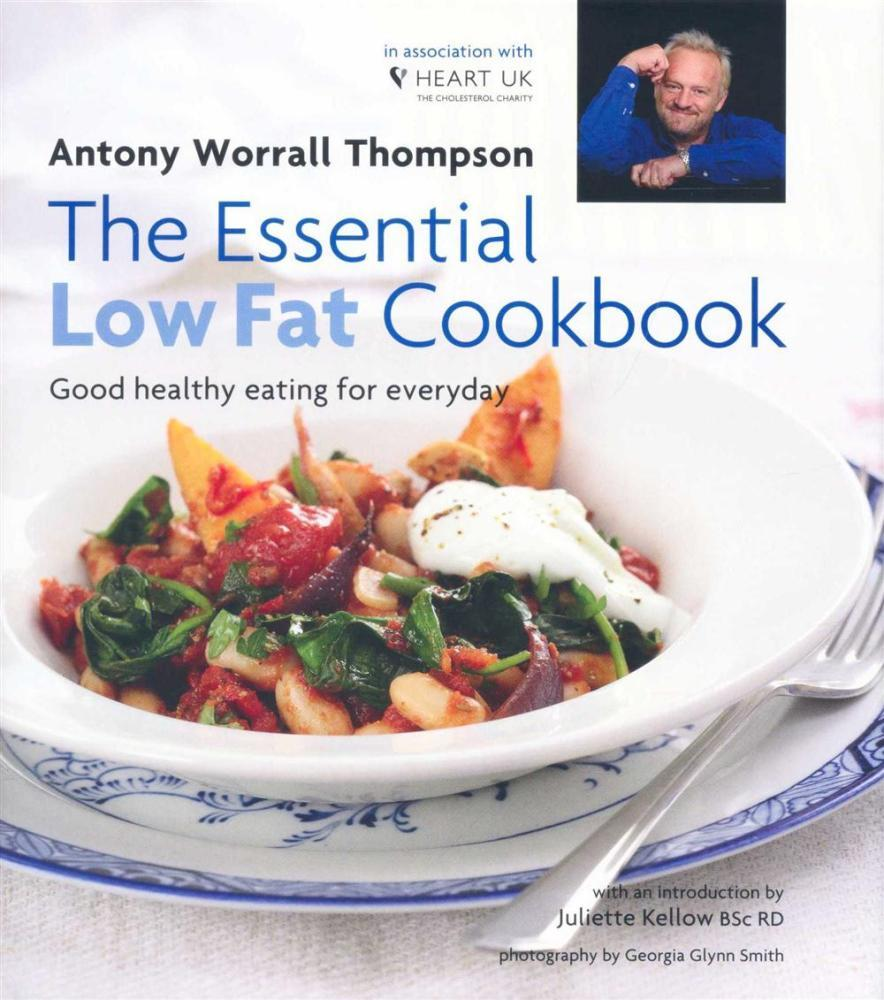 The Essential Low Fat Cookbook by Antony Worrall Thompson image