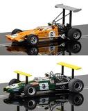 Scalextric: Winged Legends Brabham BT26A & McLaren M7C (Limited Edition)