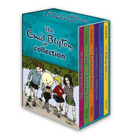 Enid Blyton 6 Copy Slipcase Hb by Blyton