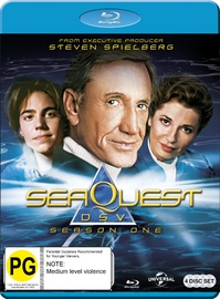 Seaquest DSV - The Complete First Season on Blu-ray