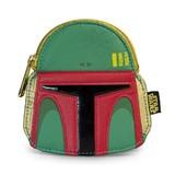 Loungefly Star Wars Boba Fett Face Coin Bag