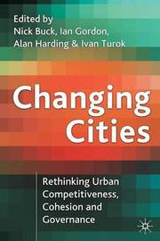 Changing Cities by Nick Buck