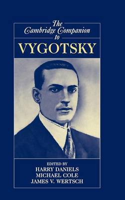 The Cambridge Companion to Vygotsky image