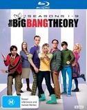 The Big Bang Theory: Seasons 1 - 9 Box Set on Blu-ray