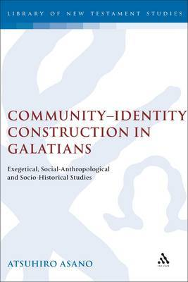 Community-identity Construction in Galatians by Atsuhiro Asano