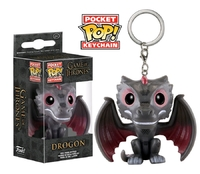Game of Thrones - Drogon Pocket Pop! Key Chain