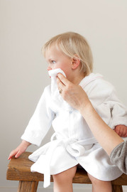 Babu: Gauze Muslin Wash Cloths - 6 Pack image