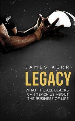 Legacy by James Kerr image