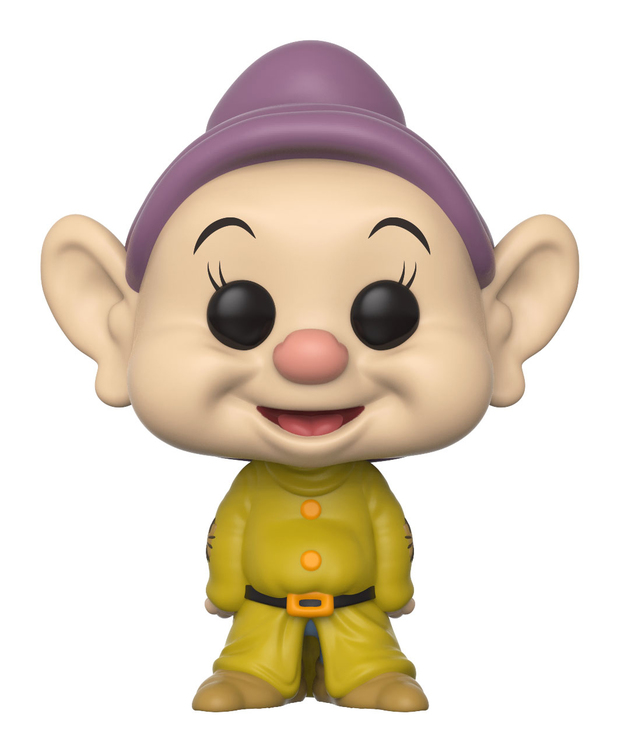Snow White & the Seven Dwarfs - Dopey Pop! Vinyl Figure (with a chance for a Chase version!)