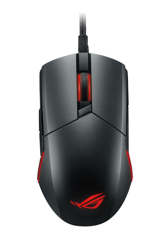 ASUS ROG Pugio Wired Gaming Mouse for
