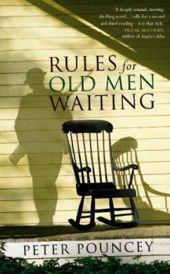 Rules For Old Men Waiting by Peter Pouncey image