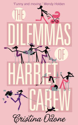 The Dilemmas of Harriet Carew by Cristina Odone image