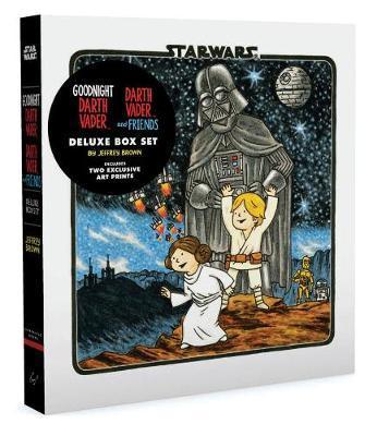 Goodnight Darth Vader/Darth Vader & Friends Box Set by Jeffrey Brown