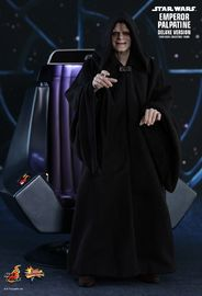 "Star Wars: Emperor Palpatine (Deluxe Ver.) - 12"" Articulated Figure"