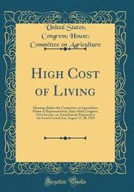 High Cost of Living by United States Agriculture image