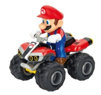 Carrera: Mario Kart RC Car - Mario Quad Bike
