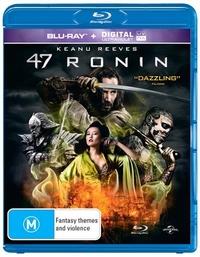 47 Ronin on Blu-ray