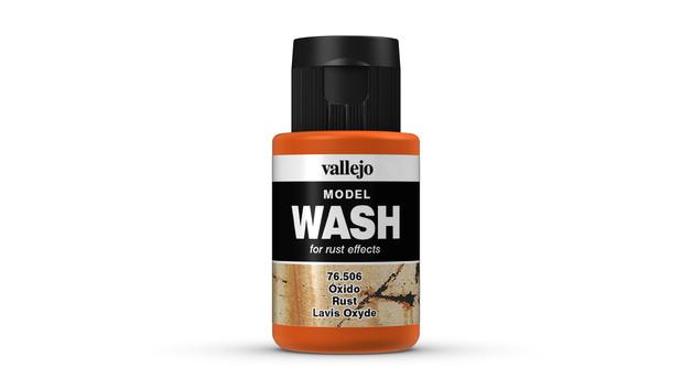 Vallejo 506 Rust Wash 35ml