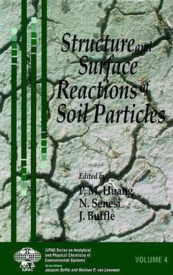 Structure and Surface Reactions of Soil Particles image