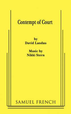 Contempt of Court by David Landau