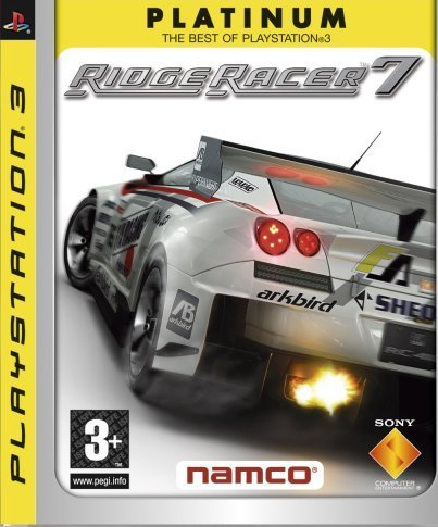 Ridge Racer 7 (Platinum) for PS3