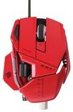 Mad Catz R.A.T 7 Gaming Mouse - Red for