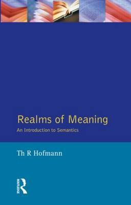 Realms of Meaning by Thomas R. Hofmann image