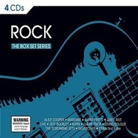 Rock: The Box Set Series (4CD) by Various Artists
