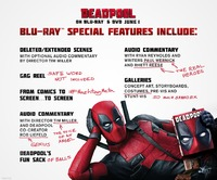 Deadpool on Blu-ray image