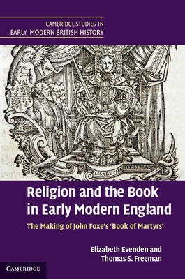 Religion and the Book in Early Modern England by Thomas S. Freeman image