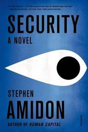 Security by Stephen Amidon image