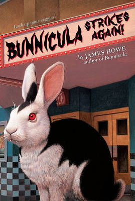 Bunnicula Strikes Again! by James Howe image