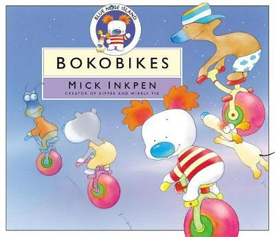Blue Nose Island: Bokobikes by Mick Inkpen image