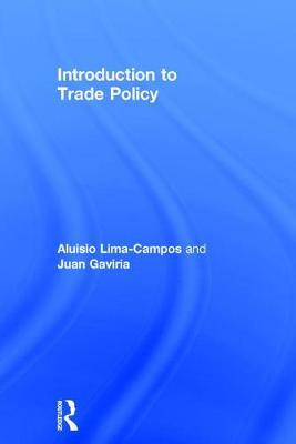 Introduction to Trade Policy by Aluisio Lima-Campos image