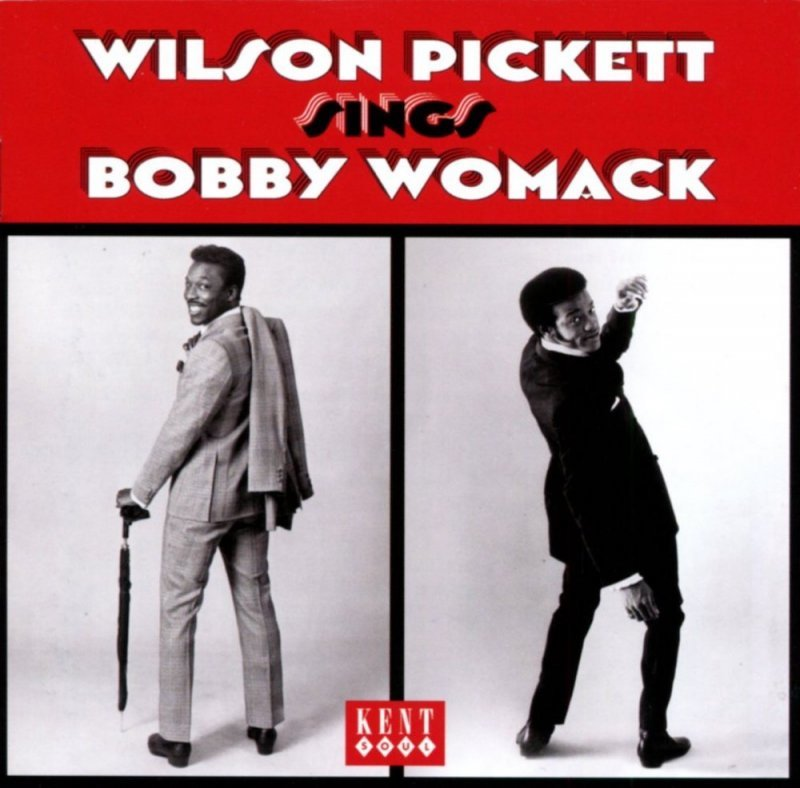 Wilson Pickett Sings Bobby Womack by Wilson Pickett image